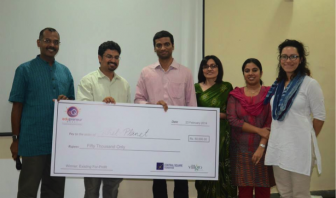 Khel Planet wins the Edupreneur Quest Business Plan Competition