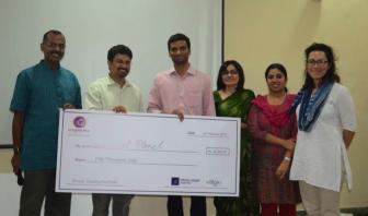 Khel Planet wins the Edupreneur Quest Business Plan Competition